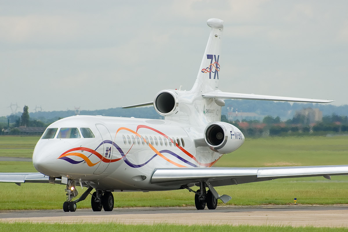 Dassault Falcon 7X - Wikimedia